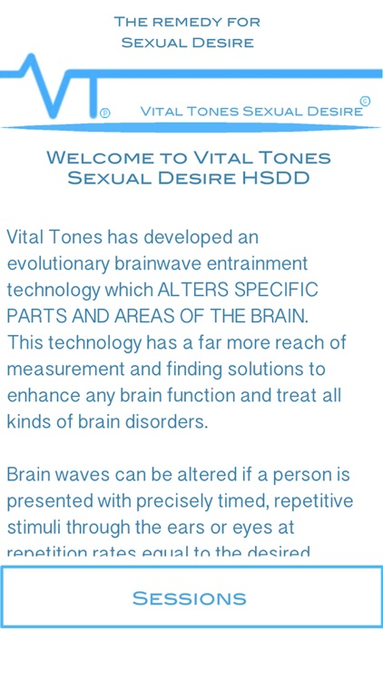 Vital Tones Sexual Desire Pro