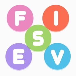 Fives - 5 letter word game