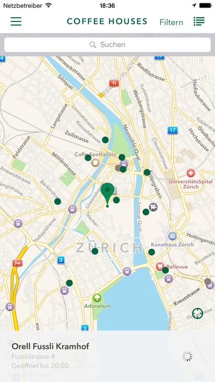 Starbucks Switzerland screenshot-3