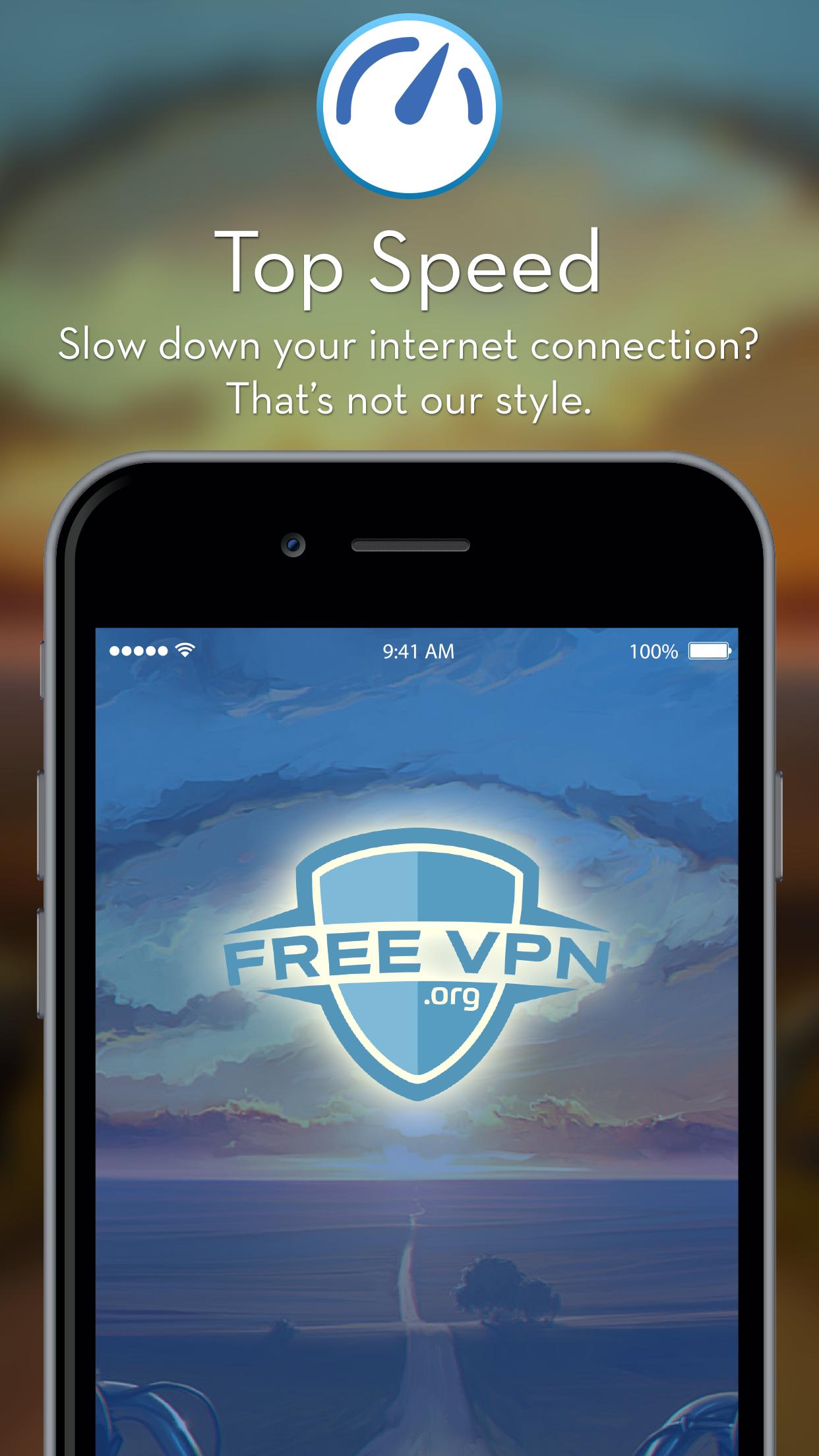 Free VPN by Free VPN .org™ Screenshot