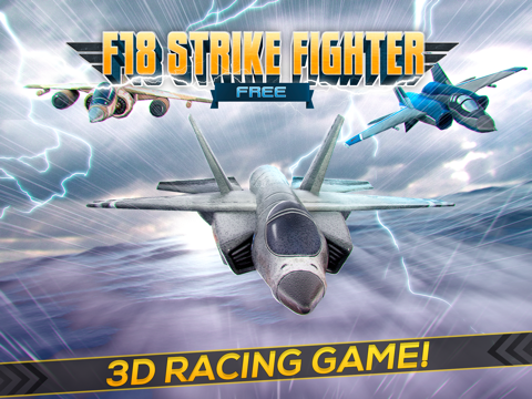 F18 Strike Fighter Pilot   Jet Flight Simulator Game For Free