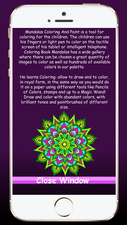 Mandalas Coloring And Paint