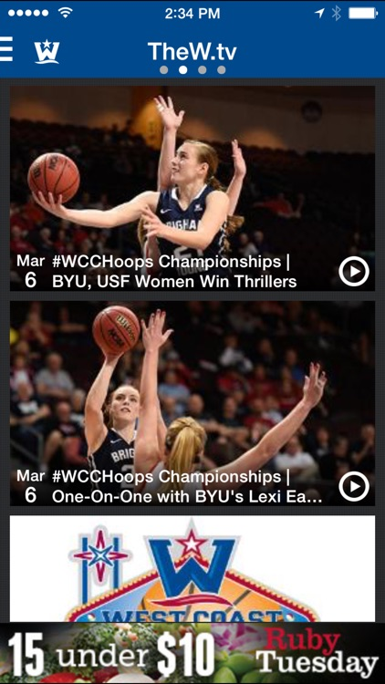 WCC Sports screenshot-0