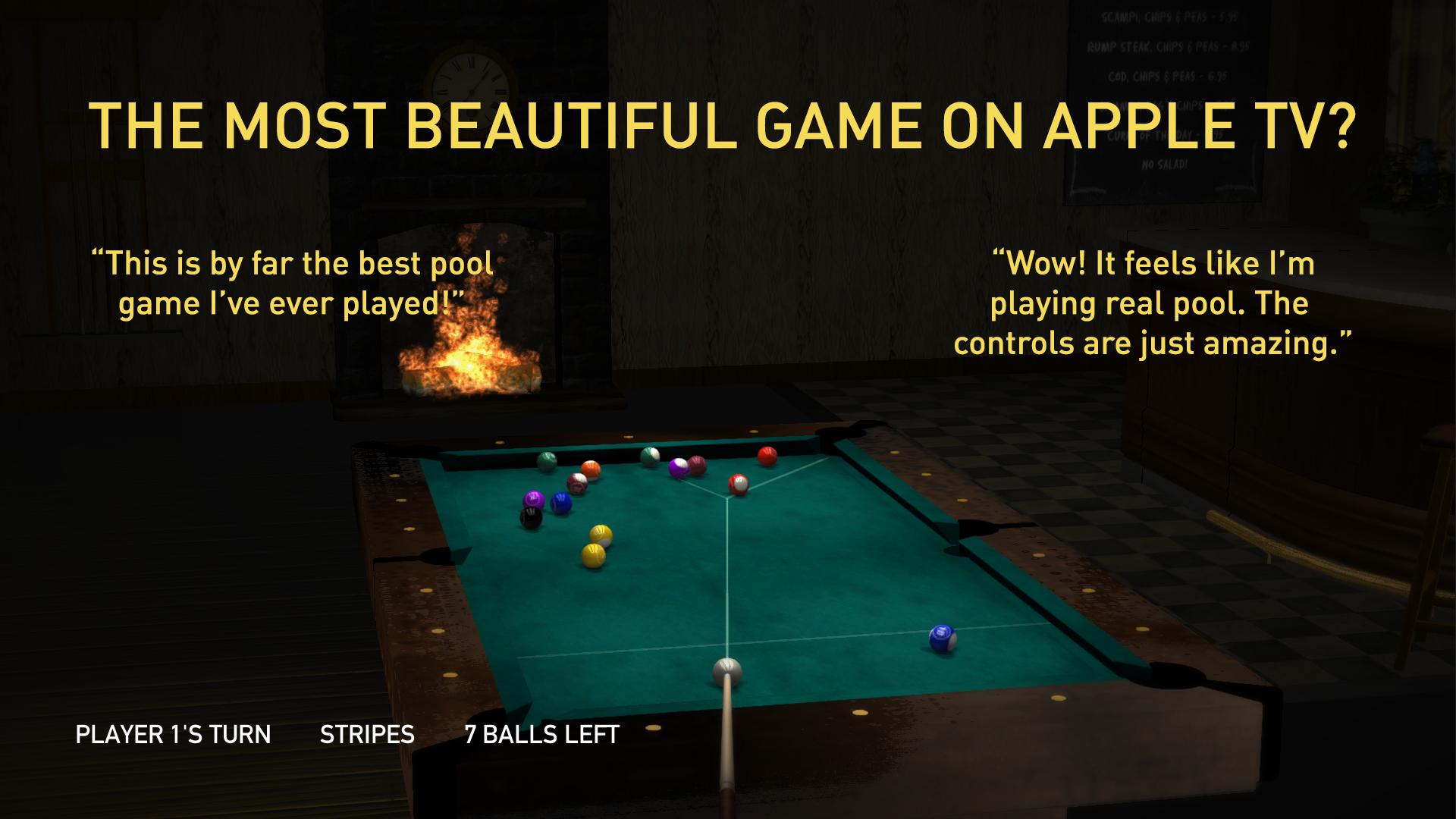 Pool HD —Eight Ball Multiplayer Billiards Game screenshot 1
