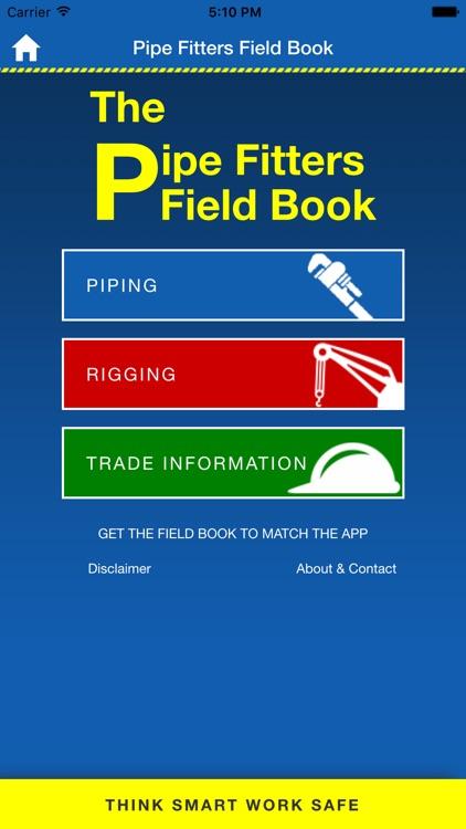 Pipefitter App