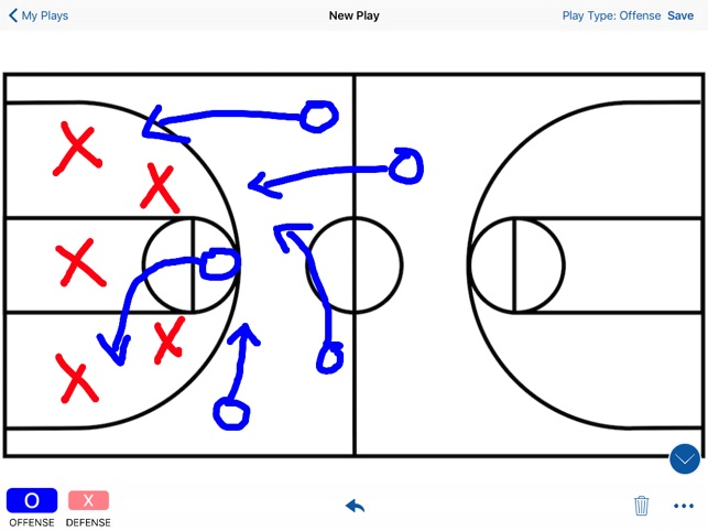 App To Diagram Basketball Plays Not Lossing Wiring Diagram