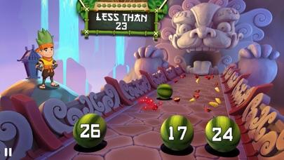 Fruit Ninja Academy: Math Master Screenshots