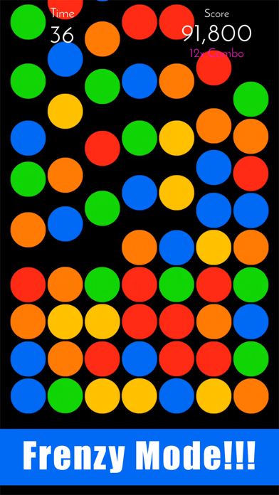 Bouncy Balls - Tap Match 3 Game screenshot two