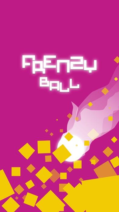 Frenzy Ball - Brick Breaker screenshot one