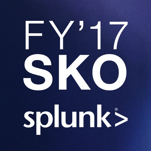 Splunk FY'17 SKO