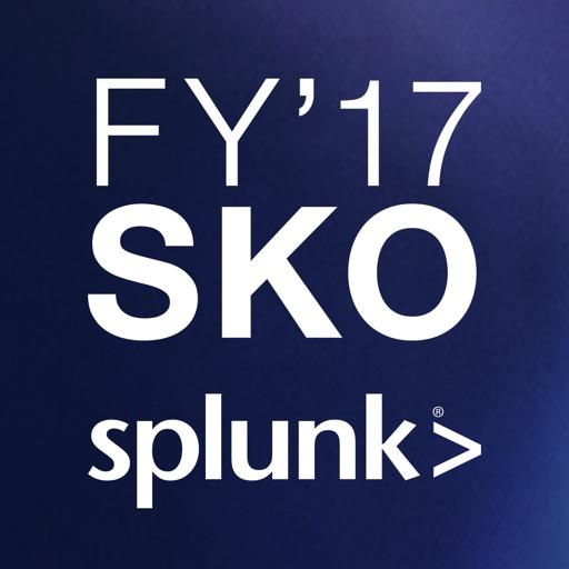 Splunk FY'17 SKO icon