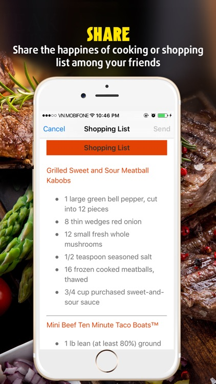 Yum Beef ~ Best Delicious and Healthy Beef Recipes screenshot-4