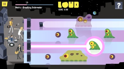 LOUD on Planet X screenshot1
