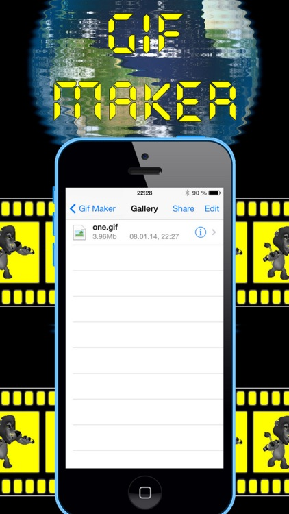 Video to GIF. Creator and Editor screenshot-3
