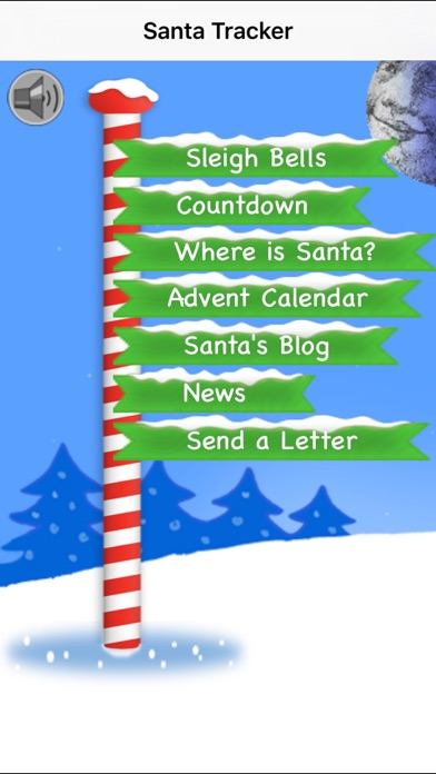 Santa Tracker Christmas Free Screenshot on iOS