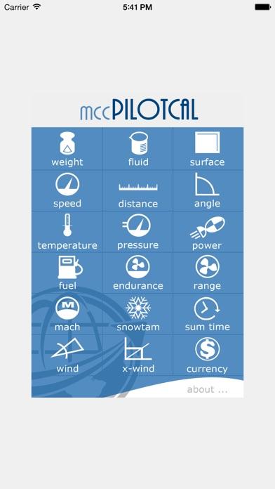 Screenshot for mccPilotCal in Azerbaijan App Store