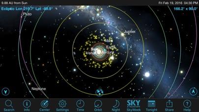 Screenshot #3 pour SkySafari 5