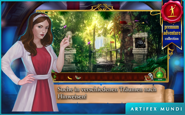 Die Smaragdmaid: Symphonie der Träume Screenshot