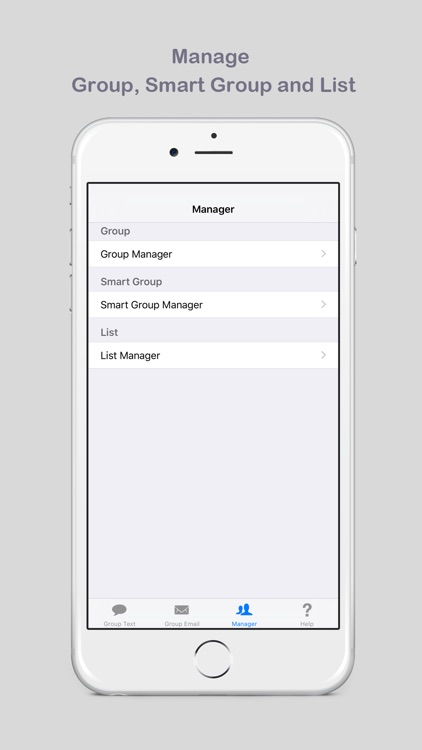 Group Text and Email: List, Group and Smart Group Manager screenshot-3