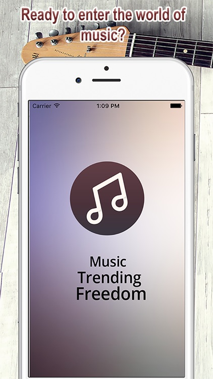 Music Trending Freedom: Mp3 Player and Free Music Play.list Manager screenshot-3