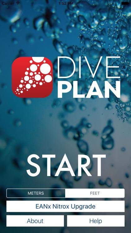 Dive Plan Lite