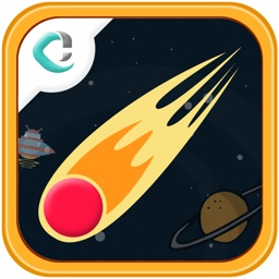 Space Twister - A color Matching Game