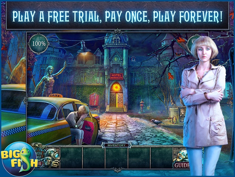 Fear For Sale: The 13 Keys HD - A Scary Hidden Object Mystery screenshot-0