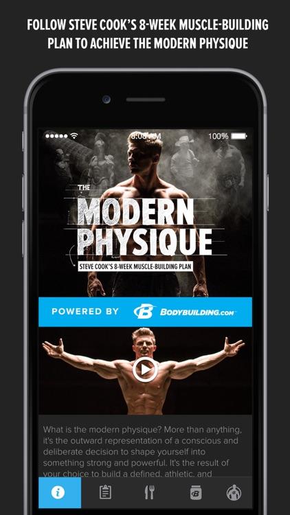Modern Physique - Steve Cook
