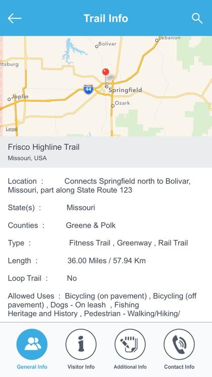 Missouri Recreation Trails