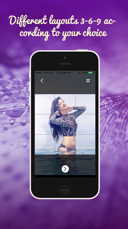 IGGrids –  Crop Your Photos In Banners / Tiles For Instagram Profile View