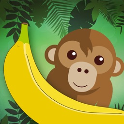Monkey Jungle Run: Endless Runner Game