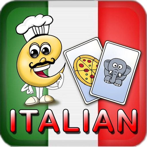 Learn Italian - Baby Flash Cards