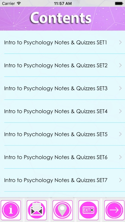 Introduction to Psychology 3900 Study Notes & Quiz screenshot-3