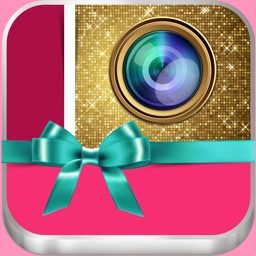 Glamorous Collage Maker for Girls - Stitch and Split Beautiful Pics in Photo Editor