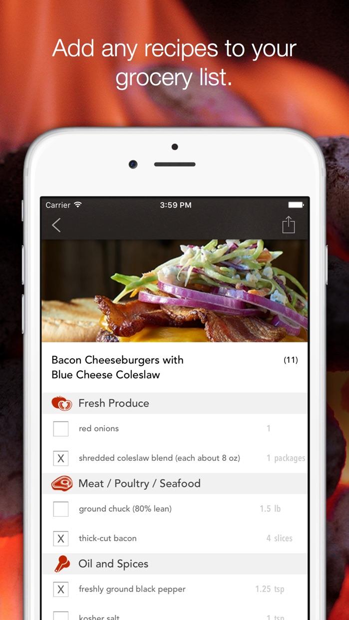 Weber® Grills Screenshot