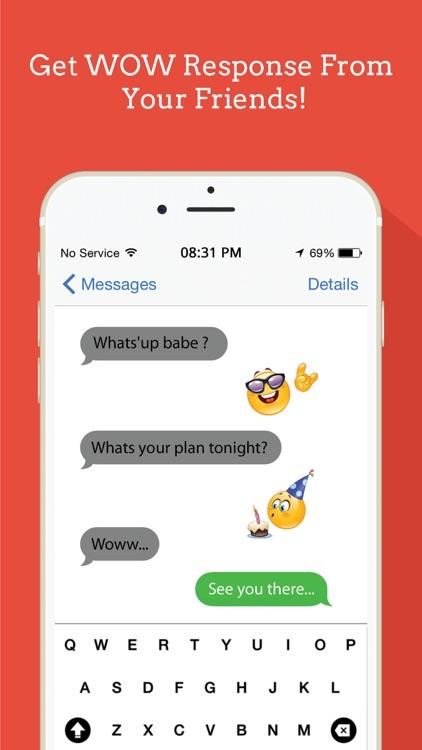 Love Emojis screenshot-4