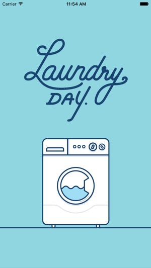 Laundry Day - Care Symbol Reader Screenshot