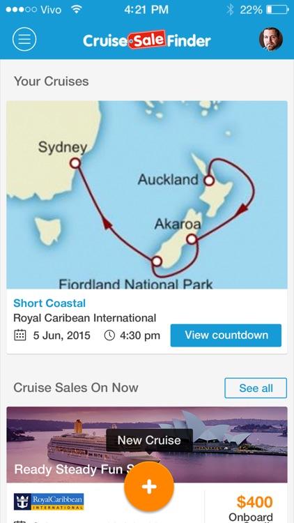 Cruise Countdown screenshot-3