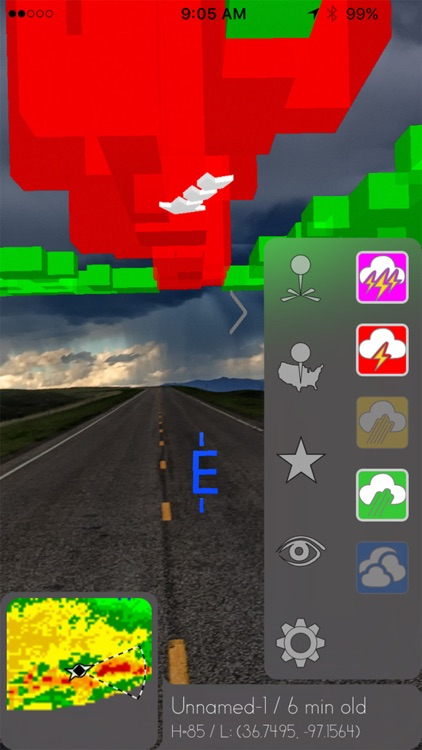 Storm View screenshot-1