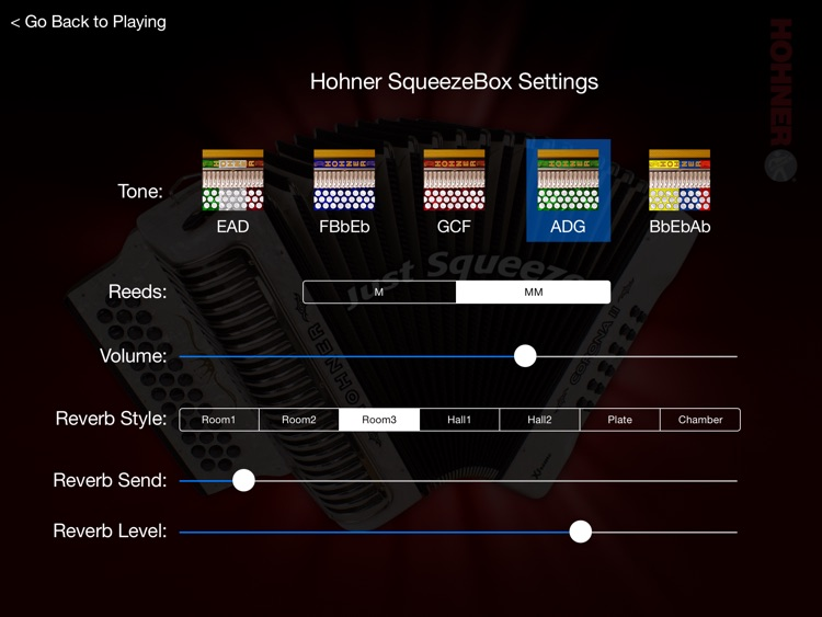 Hohner-ADG SqueezeBox - All Tones Deluxe Edition screenshot-0