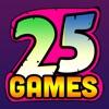 25-in-1 Games - arcade pocket game collection - gamebanjo