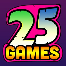 25-in-1 Games - arcade pocket game collection - gamebanjo