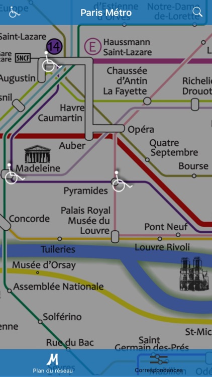 Paris Metro HD screenshot-4