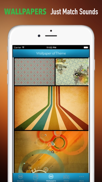 Classic TV Sounds and Wallpapers: Theme Ringtones and Alarm screenshot-3