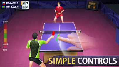 Table Tennis Champion free Coins hack