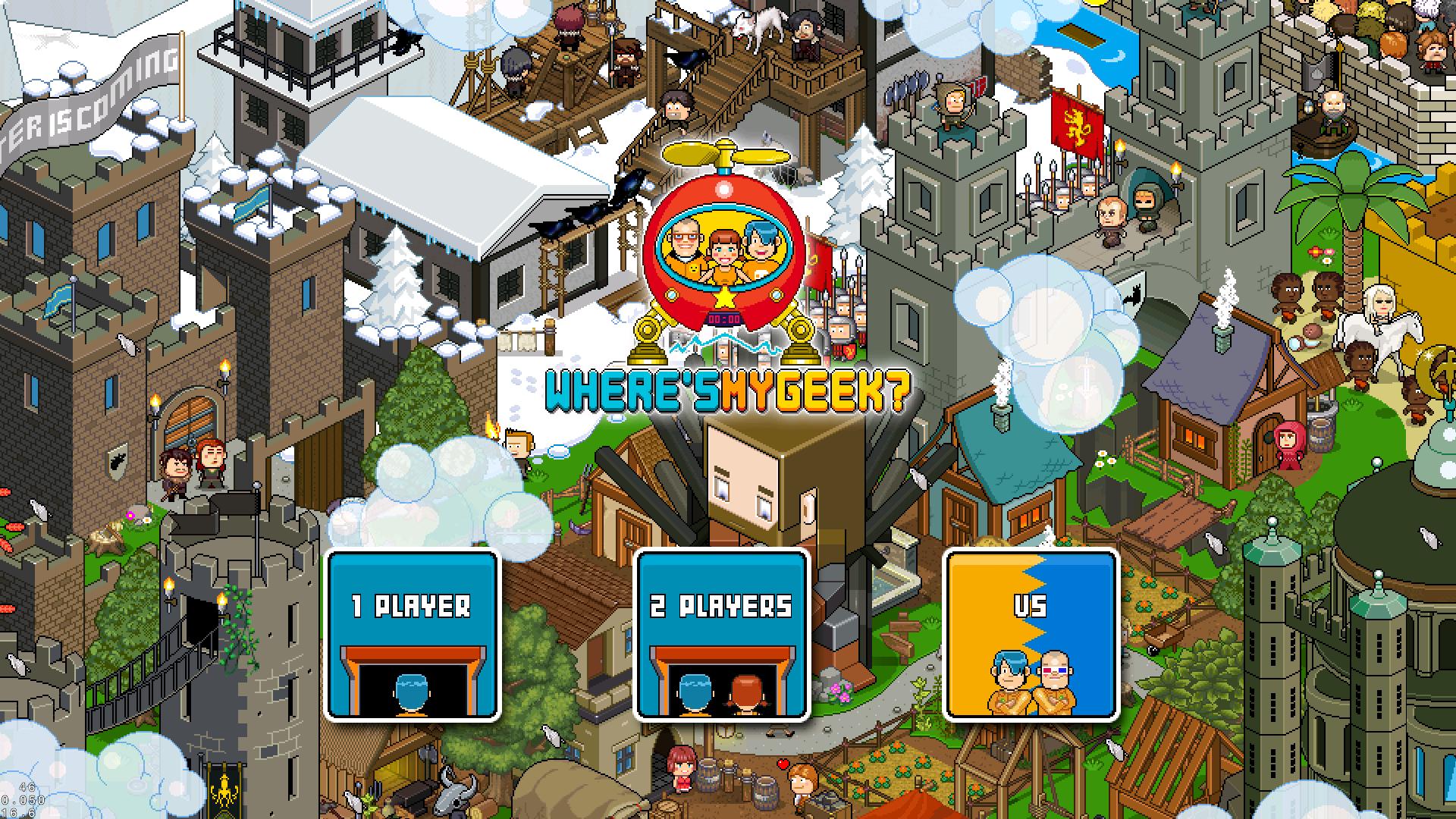Where's my geek? screenshot 20