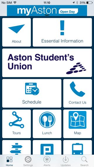 Aston University Open Day Guide