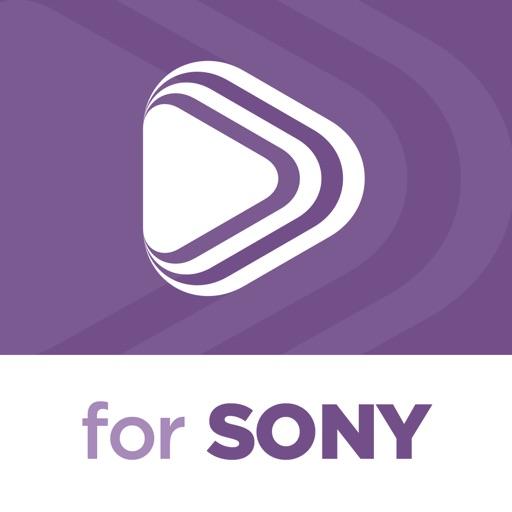Media Center for Sony Bravia Smart TVs