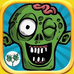 Zombie Challenge Run Game with Zombies: Fun for Early Grades and Kindergarten Kids