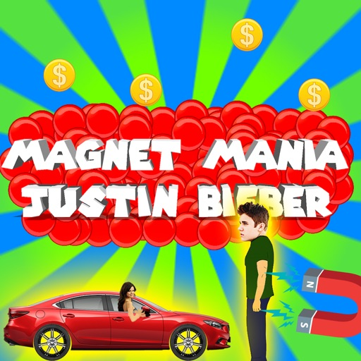 Magnet Mania - Justin Bieber Edition